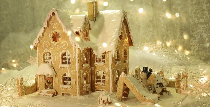 Gingerbread house - Pacific Sun