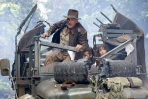 Maybe in the next 'Mythbusters,' the team investigate if it's still safe for Harrison Ford to be cast in 'Indiana Jones' movies.