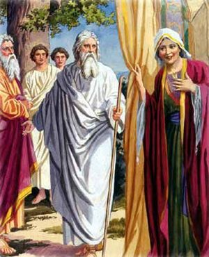 Marrying within the family was strictly forbidden in the Bible; why, just ask Abraham and his wife/sister Sarah ...