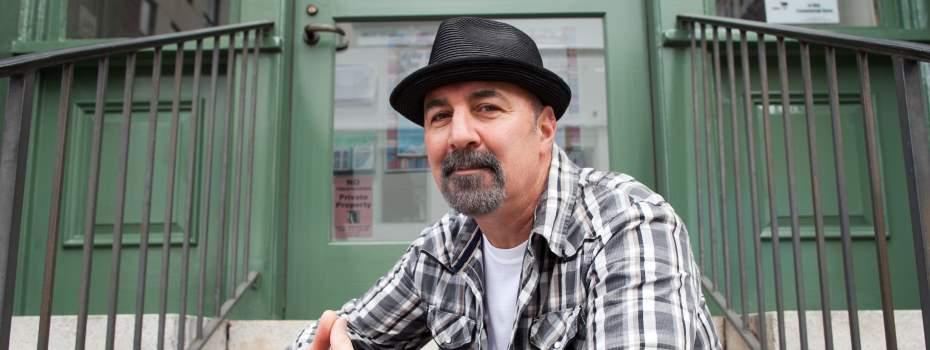 comedian Johnny Steele
