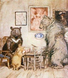 'The Story of the Three Bears'