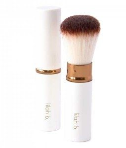 No animal testing, and no parabens and sulfates are used in the natural cosmetics of lilah b.