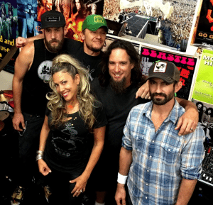 The Mother Truckers are known for their high-energy, Southern country-rock style.