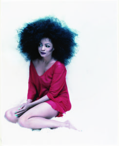 Diana Ross, founding member of the Supremes, performs on July 13 at the Marin Center.