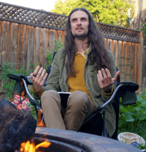 San Jose psychotherapist Dmitry V. hopes to one day use legal psychedelics to treat patients.