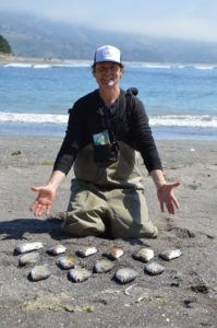 Kirk Lombard is the founder of Sea Forager Seafood, a community-supported fisheries company. Photo courtesy of Kirk Lombard.