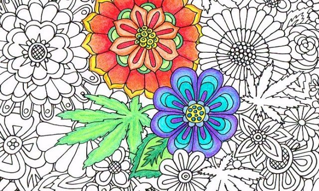 Coloring Isnt Just For Kidsits Relaxing And Fun Adults Too Carl Jung Prescribed To His Patients Calm Their Minds But The Health