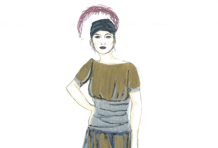 Abra Berman costume designer Bay Area