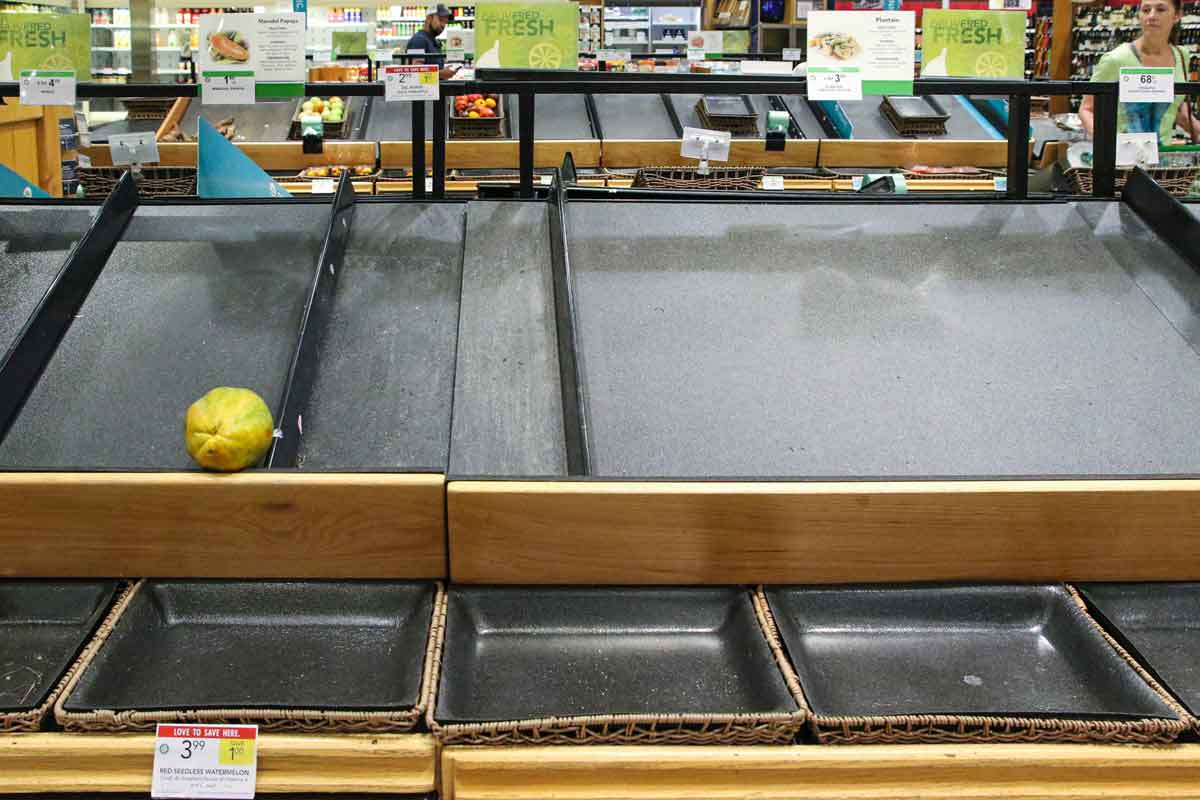 Marin Grocery Stores
