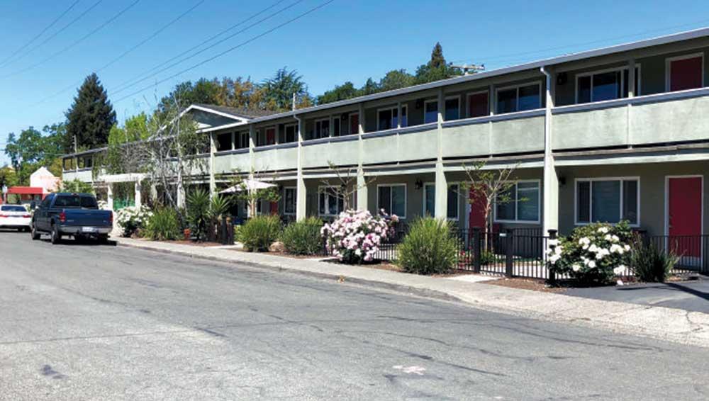Santa Rosa apartment housing
