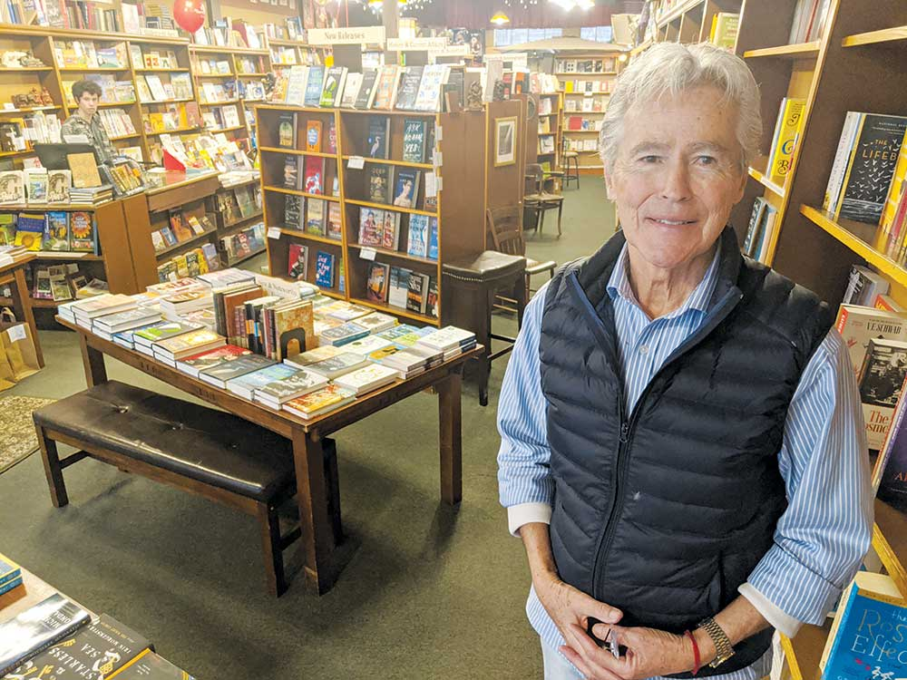 Whyte's Booksmith Store Marin County