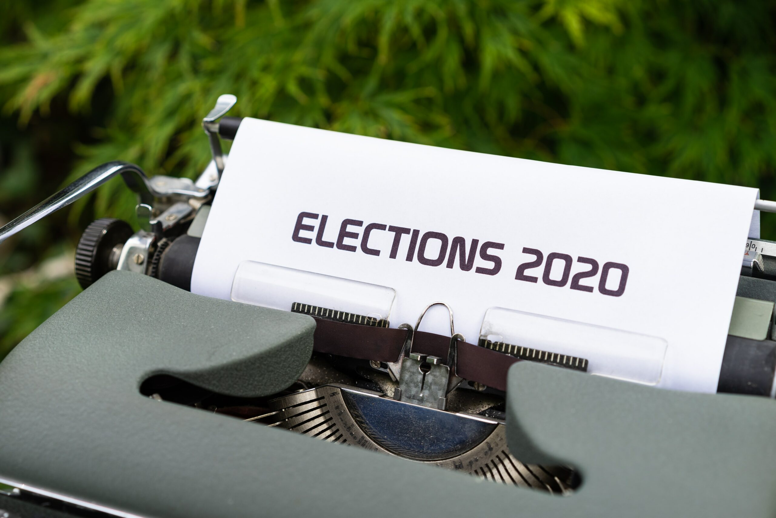 Election 2020 Update North Bay California