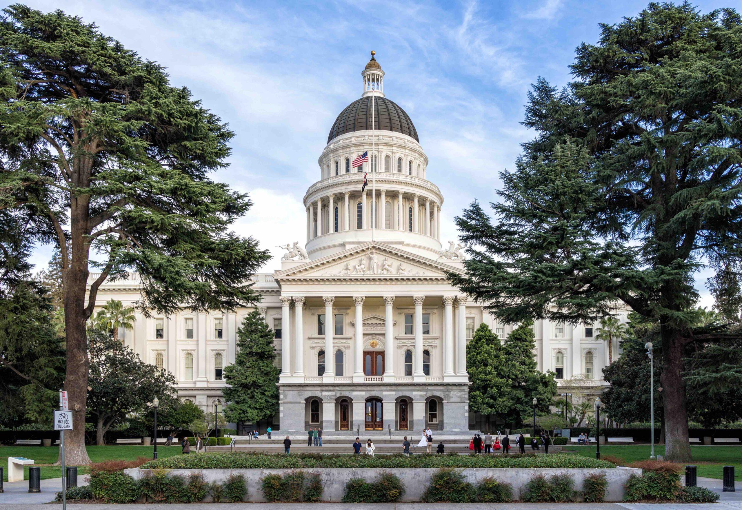 California Capitol Building, Sacramento