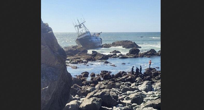 Dillon Beach spill response