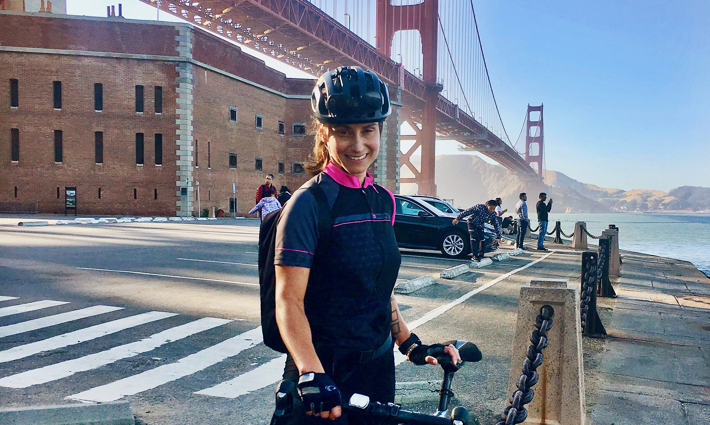 Hilary Noll, Bike Champion of the Year