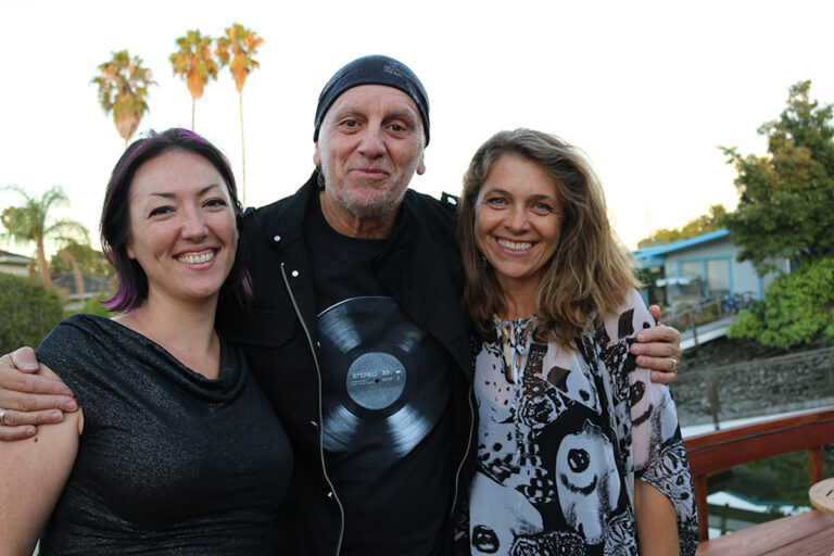 Gatekeepers of Truth: A filmmaker, a guitarist, their friendship and her run for governor