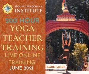 Mount Madonna Institute online yoga