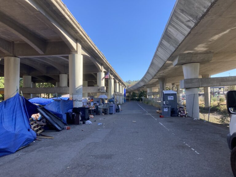 San Rafael 'Tactically' Cut Services Leaving Houseless Residents With Less Support