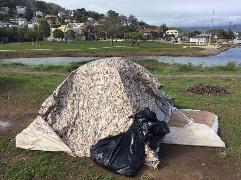 Marin's Homeless Face Severe Lack of Shelter Beds, Supportive Housing