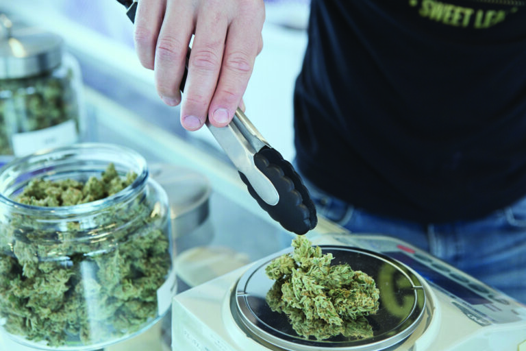North Bay Cities Take Differing Approaches to Cannabis Dispensaries